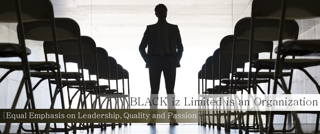 About BLACK iz Limited , black-iz limited is holding the leadership possition in it field